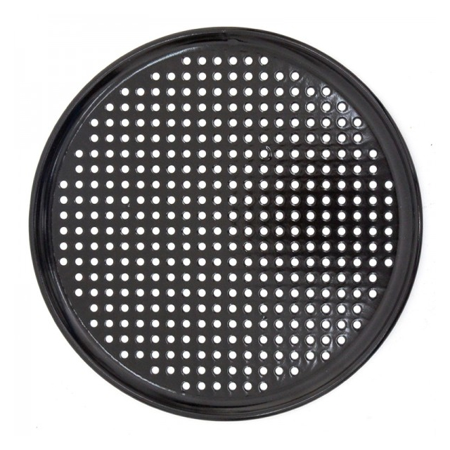 Big Green Egg - Round Perforated Porcelain Grid