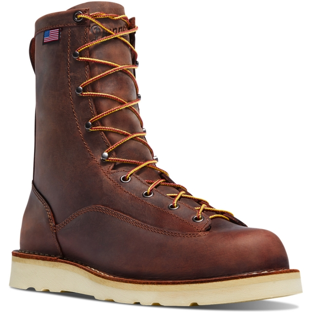 "Danner - Bull Run 8"" Brown"