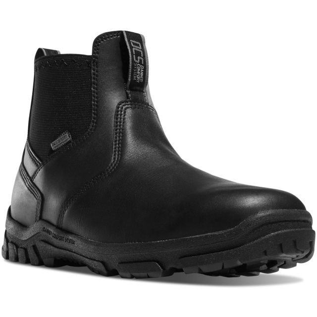 "Danner - Lookout Station Office 5.5"" Black"