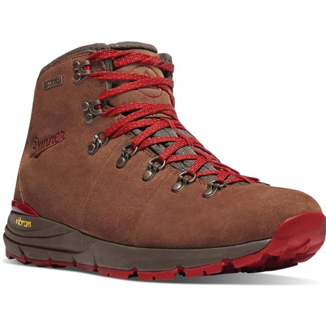 "Danner - Women's Mountain 600 4.5"" Brown/Red in Arcata CA"