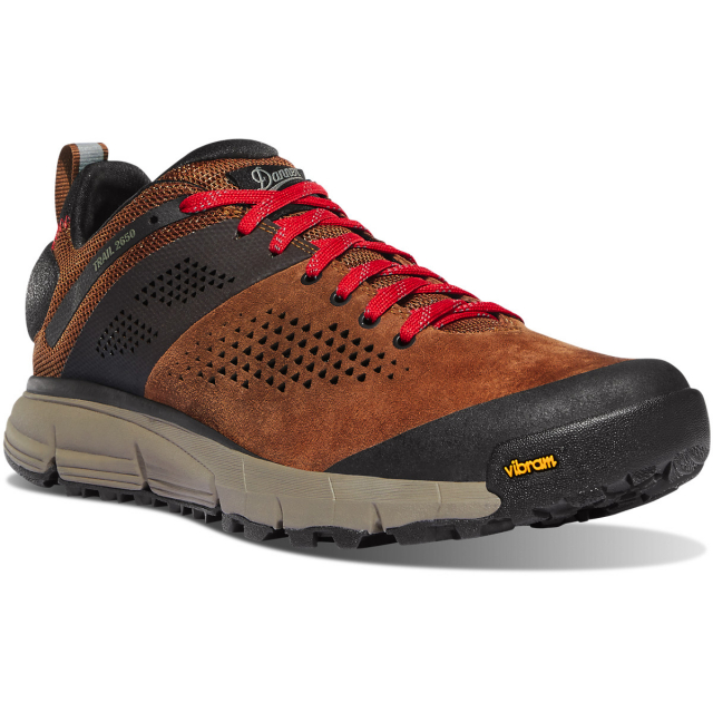 """Danner - Trail 2650 3"""" Brown/Red"""