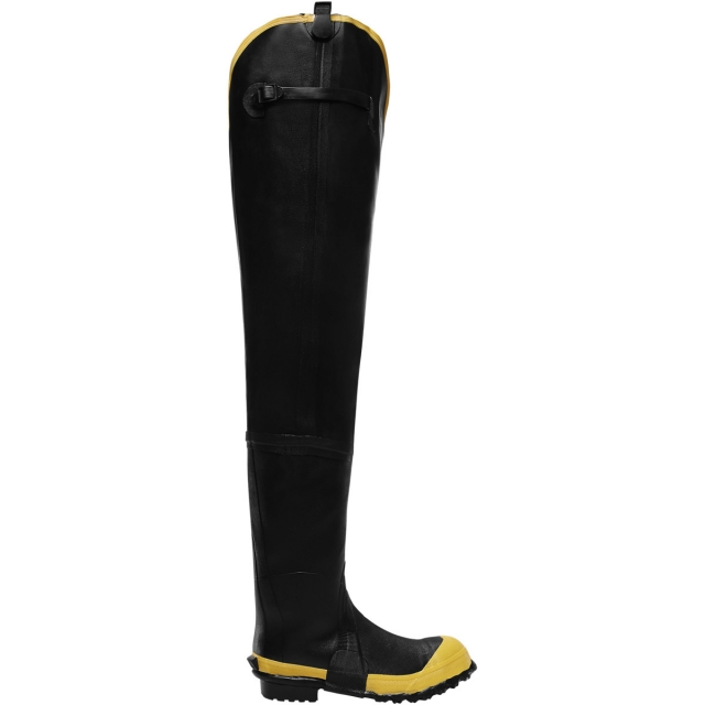 """LaCrosse - Men's Insulated Storm Hip Boot 31"""" Black ST"""