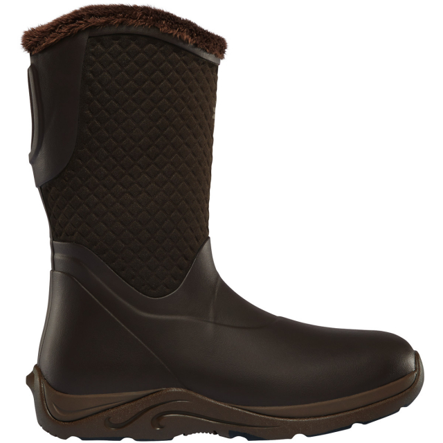 "LaCrosse - Women's Alpha Cozy 10"" Classic Brown 4.0MM"