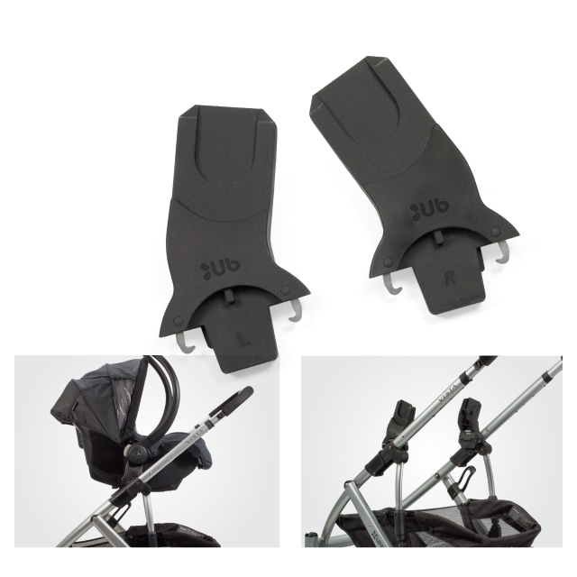 Maxi Cosi Infant Car Seat Adapter For Vista  Earlier