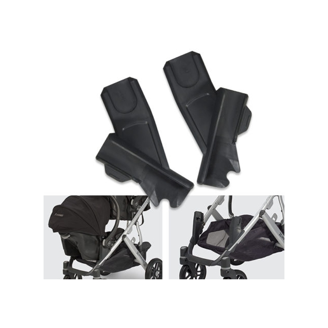 UPPAbaby Lower Infant Car Seat Adapter For Maxi Cosi Nuna And Cybex