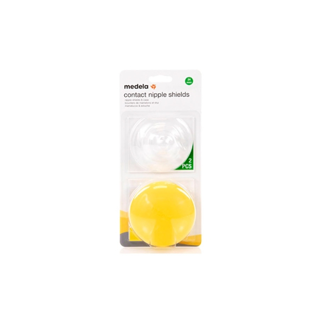 Medela - Contact Nipple Shield with Case - 20 mm