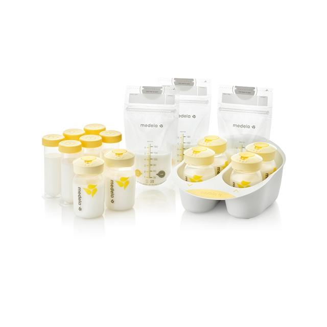 Medela - Breast Milk Storage Solution