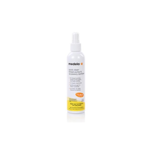 Medela - Quick Clean Breast Pump & Accessory Sanitizer