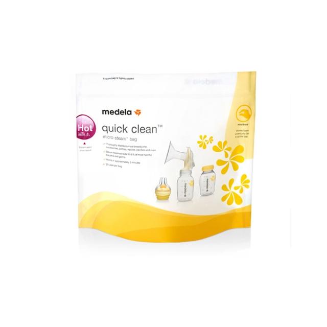 Medela - Quick Clean Micro-Steam Bags