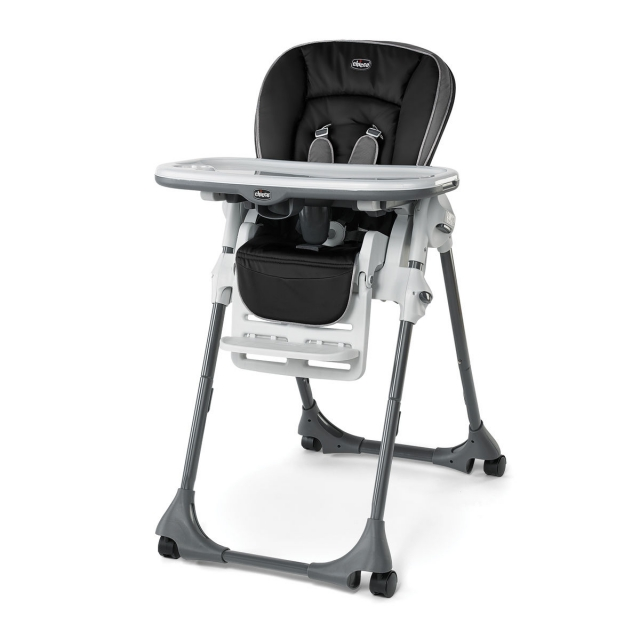 Chicco - Polly Single Pad Highchair Orion