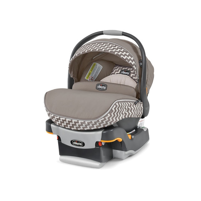 Chicco - Keyfit Zip Baby Car Seat Singapore