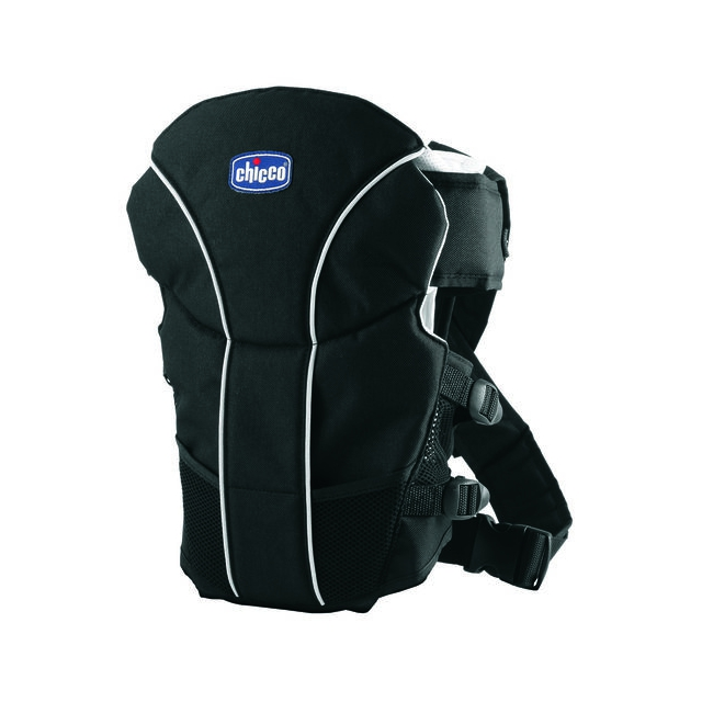 Chicco - Ultra Soft Carrier Black
