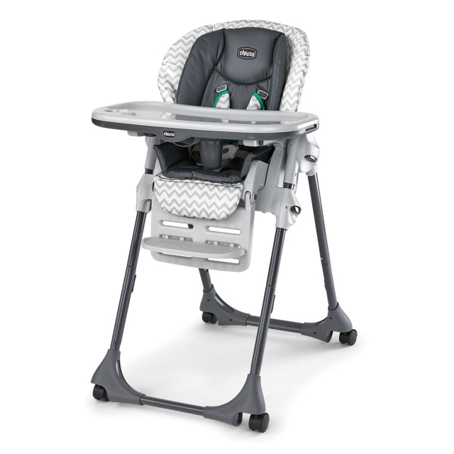 Chicco - Polly Vinyl Highchair Empire