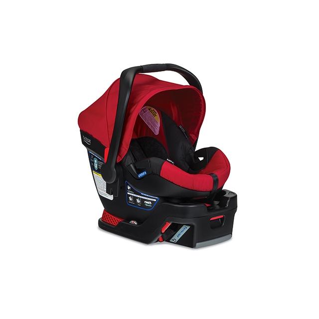 Britax / B-Safe 35 Infant Seat US, Red