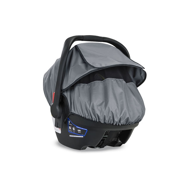Amazing Britax B Covered All Weather Infant Car Seat Cover Pdpeps Interior Chair Design Pdpepsorg