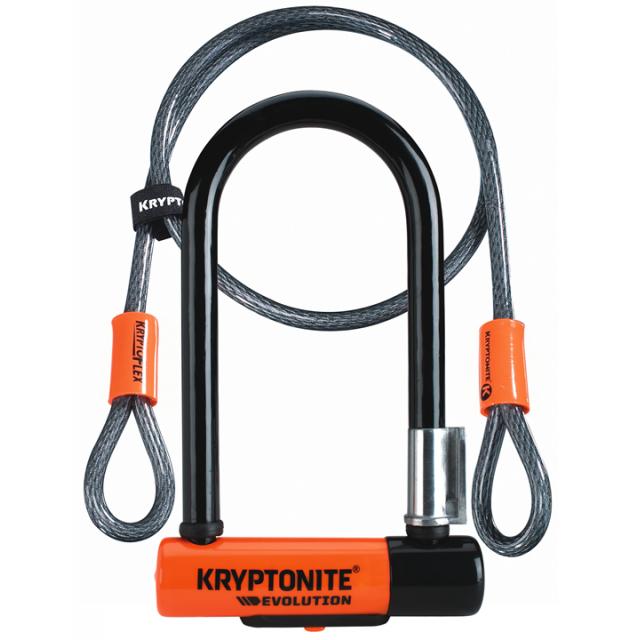 Kryptonite - New-U Evolution Mini-7 w/ Flex in Alamosa CO
