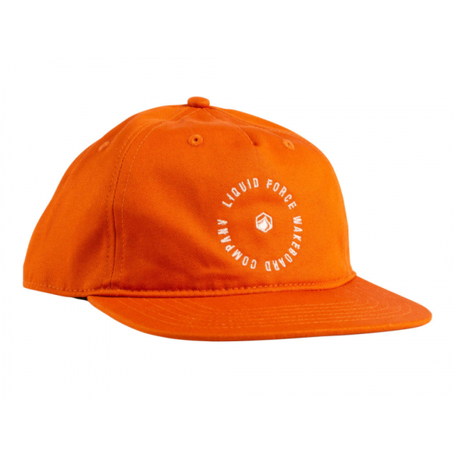 Liquid Force - Radial - Orange Cotton Snapback in Orange City FL