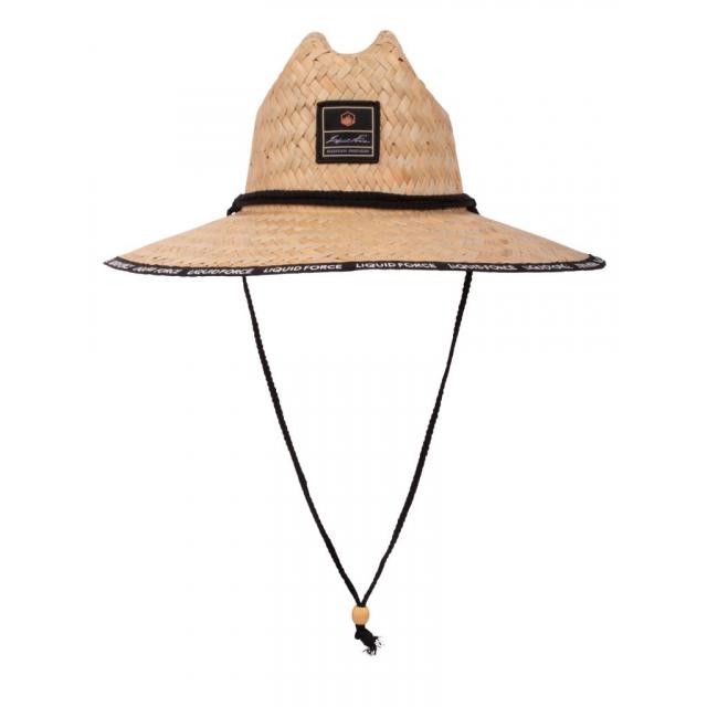 Liquid Force - Heritage Straw Lifeguard Hat in Orange City FL