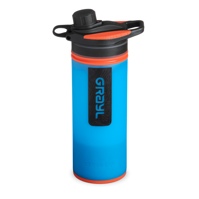 GeoPress Purifier Bottle