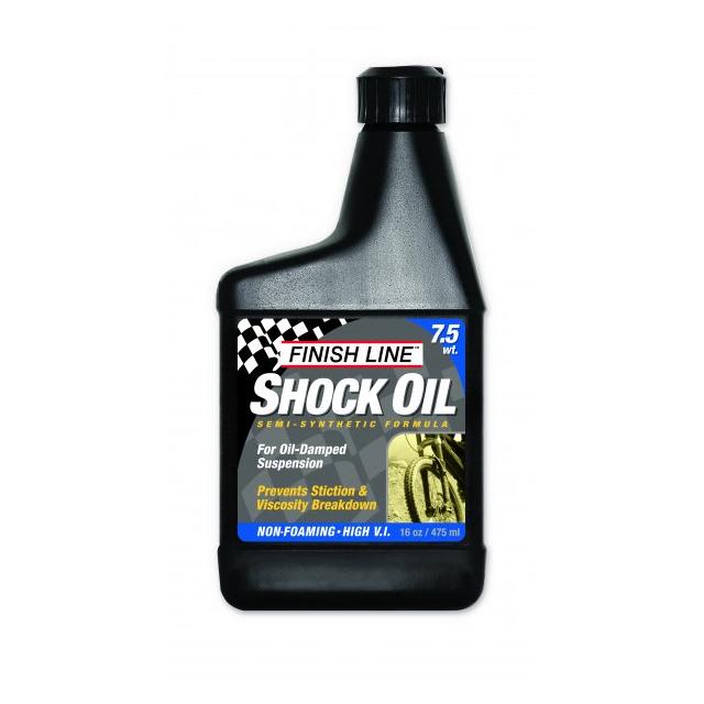 Finish Line - Shock Oil 7.5wt - 16oz - Bottle in Alamosa CO