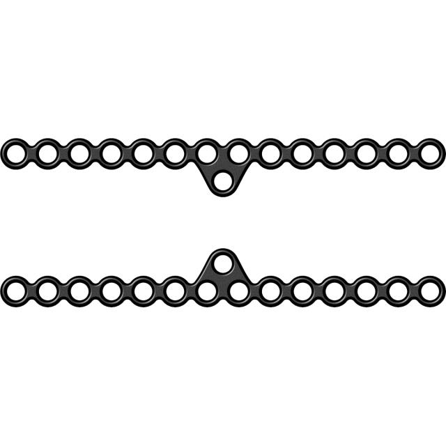NuCanoe - Ring Strap w/ Hardware (pr)