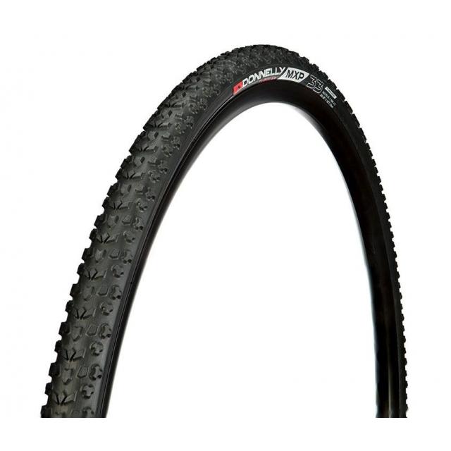 Clement / Donnelly - MXP 650b x 33 120TPI, Foldable bead, 70 Tread compound, Black tire, 320 grams