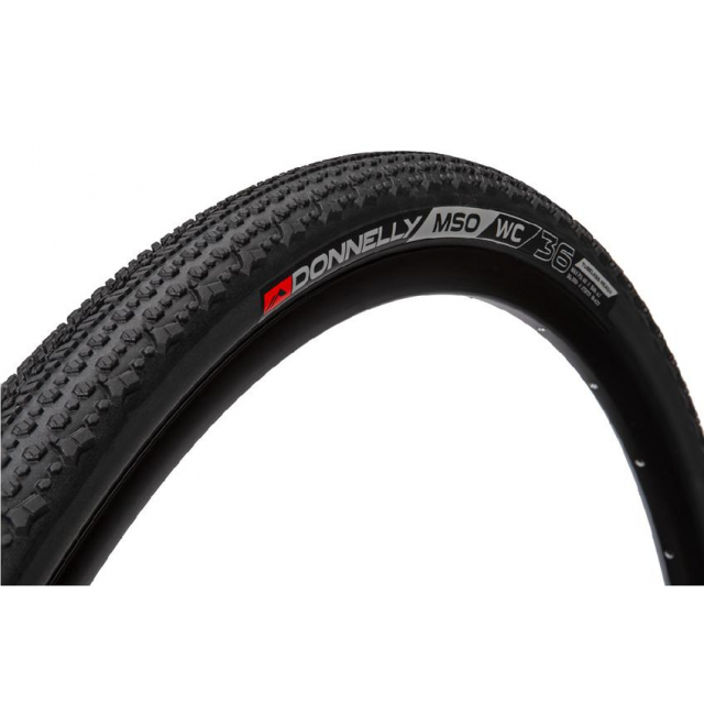 Clement / Donnelly - PDX World Cup 700 x 33 Tubeless Ready multiple tpi single tread compound, BLACK (356 gr)