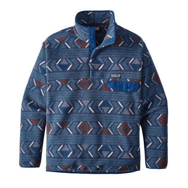 Patagonia - Men's Synch Snap-T Pullover