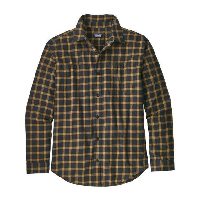 Patagonia - Men's L/S Pima Cotton Shirt in Sioux Falls SD
