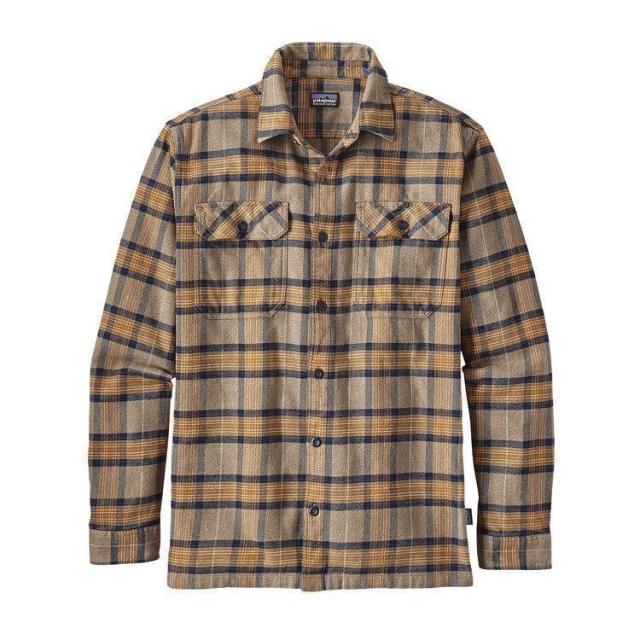 Patagonia - Men's L/S Fjord Flannel Shirt