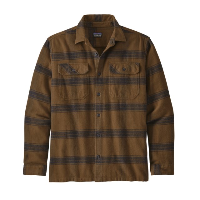Patagonia - Men's L/S Fjord Flannel Shirt in Sioux Falls SD