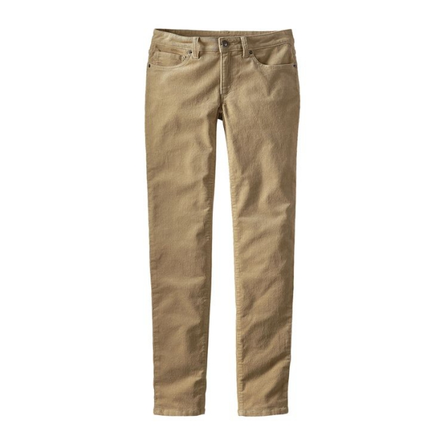 Patagonia - Women's Fitted Corduroy Pants
