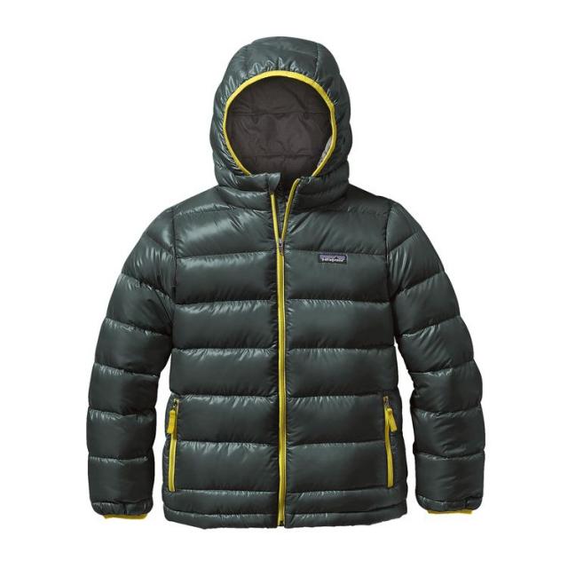 Patagonia - Boys' Hi-Loft Down Sweater Hoody