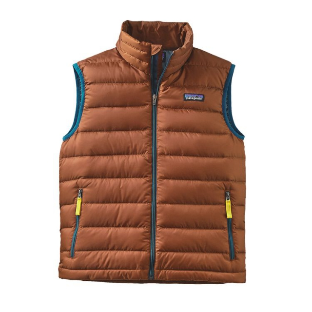 Patagonia - Boys' Down Sweater Vest