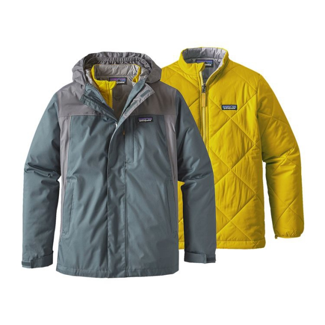 Patagonia - Boys' 3-in-1 Jacket