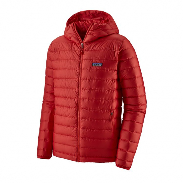 Patagonia - Men's Down Sweater Hoody in Sioux Falls SD