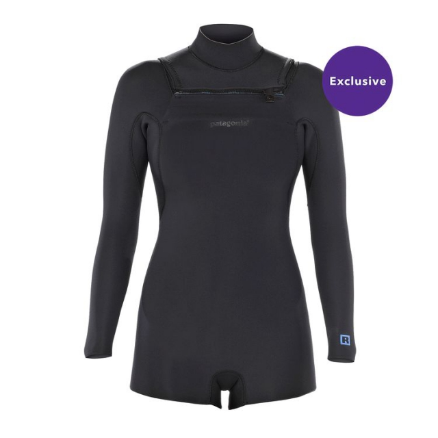 Patagonia - Women's R1 FZ L/S Spring Suit