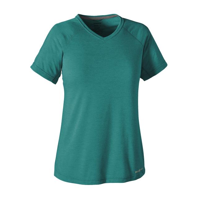 Patagonia - Women's S/S Nine Trails Shirt