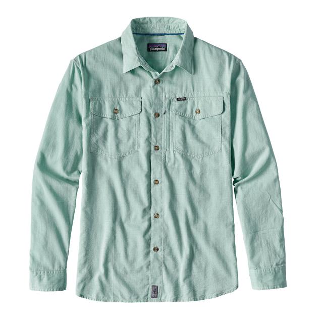 Patagonia - Men's L/S Cayo Largo Shirt