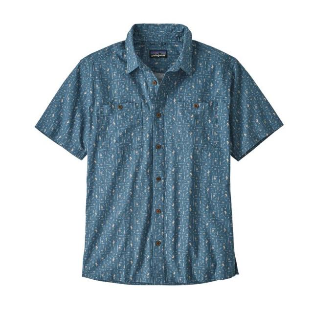 Patagonia - Men's Back Step Shirt in Chelan WA