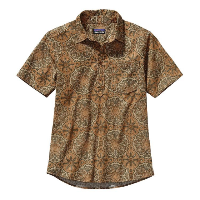 Patagonia - Men's Back Step P/O Shirt