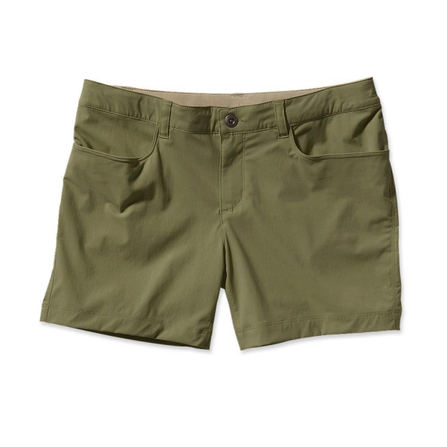 Patagonia - Women's Quandary Shorts - 5 in.