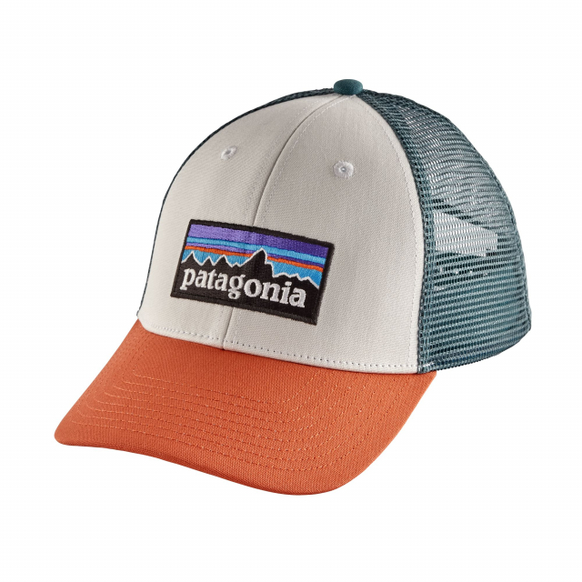 Patagonia - P-6 Logo LoPro Trucker Hat in Sioux Falls SD