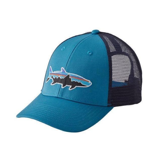f162a55f2ba Patagonia   Fitz Roy Tarpon LoPro Trucker Hat