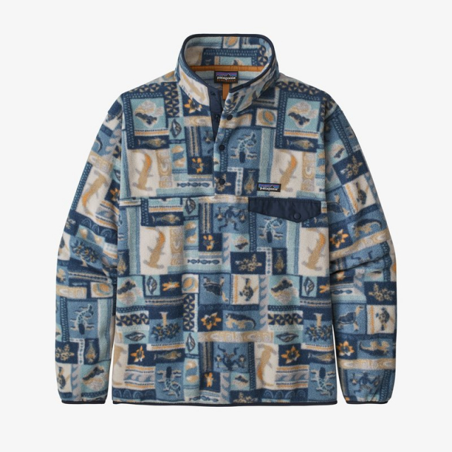 Patagonia - Men's LW Synch Snap-T P/O in Sioux Falls SD