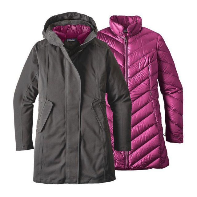 Patagonia - Women's Tres 3-in-1 Parka in Iowa City IA