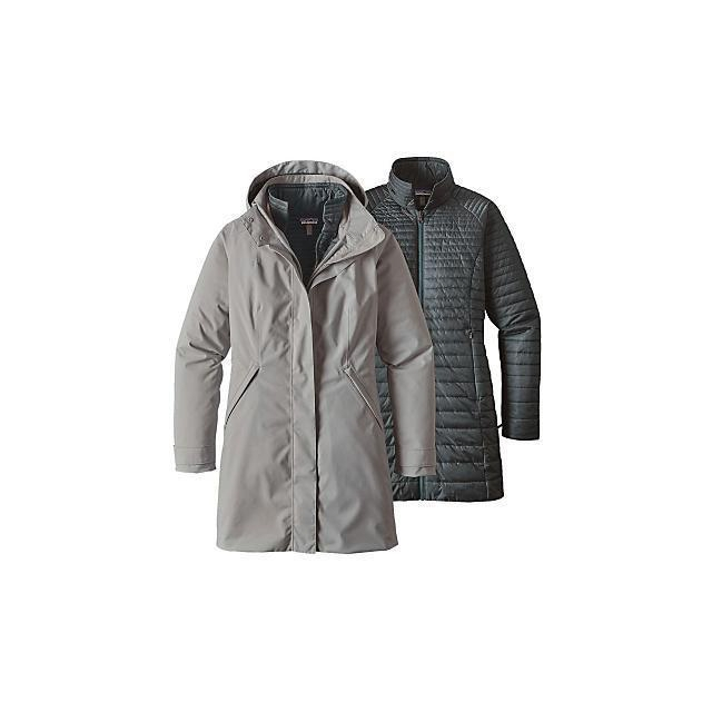 Patagonia - Women's Vosque 3-in-1 Parka in Iowa City IA