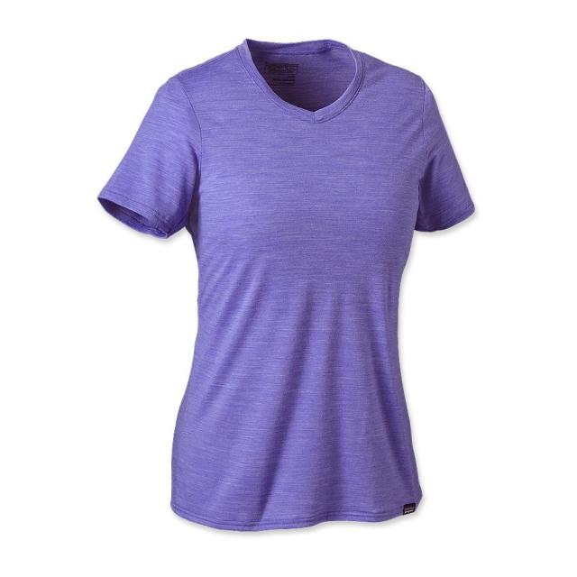 Patagonia - Women's Merino Daily V-Neck T-Shirt