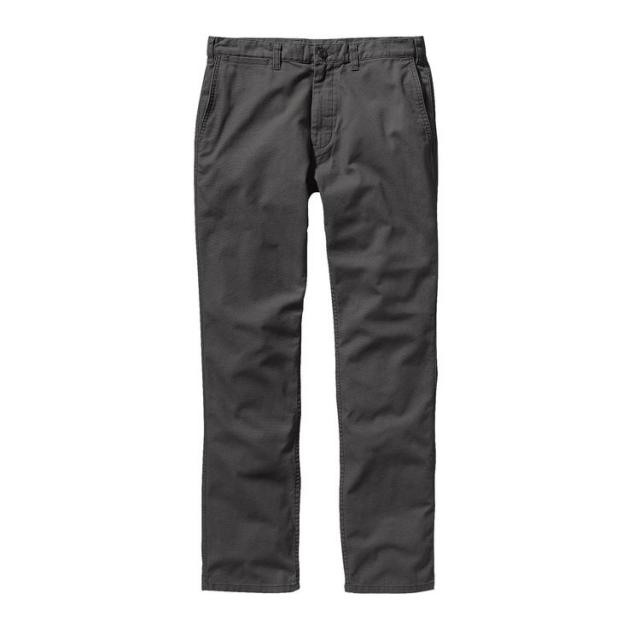 Patagonia - Men's Straight Fit Duck Pants - Short
