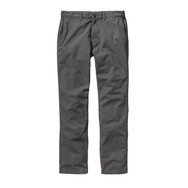 Patagonia - Men's Straight Fit Duck Pants - Long
